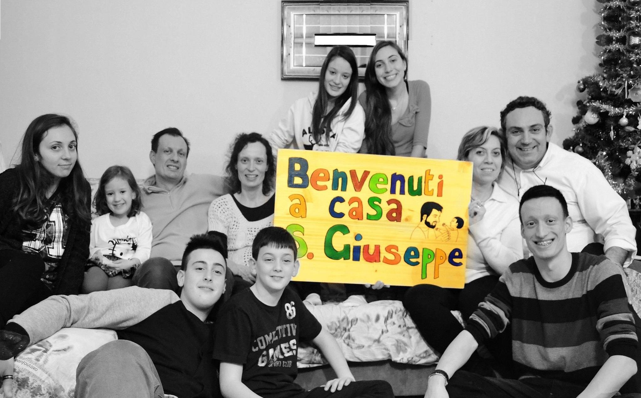 Benvenuti a Casa San Giuseppe